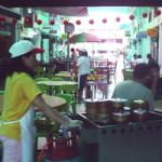 飲茶の人気店フーピン