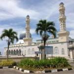 コタキナバル市立モスクの見学手順が変わりました