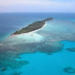 まるで楽園!マンタナニ島