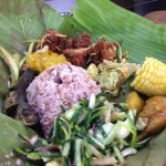 ボルネオ伝統料理のビュッフェ・レストラン D'place Kinabalu