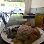 ガヤストリートのベジタリアン食堂「ガヤ・ベジタリアン」