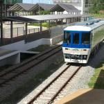 北アルプスから北ボルネオへ!キハ8500サバ州立鉄道で運行開始!