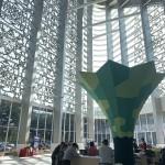 タンジュンアルの新図書館がかっこいい!