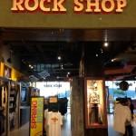 ハードロックカフェ・コタキナバルのRock Shop