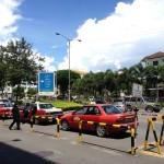 コタキナバルのタクシー料金