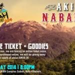 Sabah Fest 2014(サバフェス) 5/2〜5/4開催!