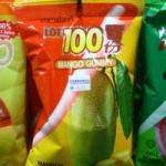 Lot100のマンゴーグミ