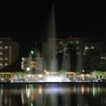 噴水の公園プルダナパーク