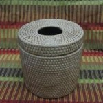 ボルネオ伝統工芸 リナゴ細工