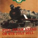 蒸気機関車 北ボルネオ鉄道、運行再開!