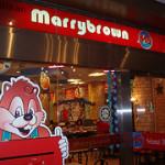 マレーシアのファストフードチェーンMarrybrown