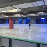 コタキナバルでアイススケート!?