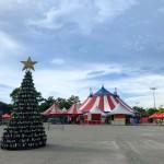 コタキナバルでサーカス開幕!