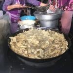 コタキナバルで一番人気!行列のできる揚げバナナのお店