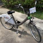 コタキナバル市役所の無料レンタサイクルサービス
