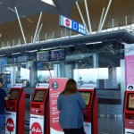 エアアジア、本日よりコタキナバル空港第1ターミナルに移りました!