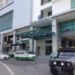 スリアサバ隣接の新ホテル「ホテル・グランディス」オープン
