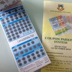 コタキナバル市の駐車料金支払いシステムが変わります