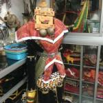 ボルネオの民族衣装を借りられるお店