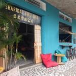 地酒も飲めるBiru-Biru Cafe+Bar