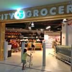 コタキナバルのスーパーでお買い物