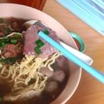 牛什麺(ニューチャップ)の名店「玉宝」