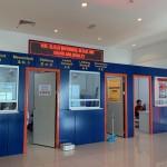 コタキナバルの新バスターミナル「KKセントラル」開業にともなうバス乗り場移転
