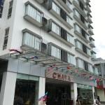 タンジュンアルのお手頃ホテル「チャヤホテル」