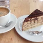 ミルクレープを食べられるカフェ Cafe de Vie