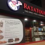 サブウェイ風サンドイッチの店「ラタトゥイユ」