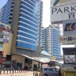 コタキナバルのショッピングモール